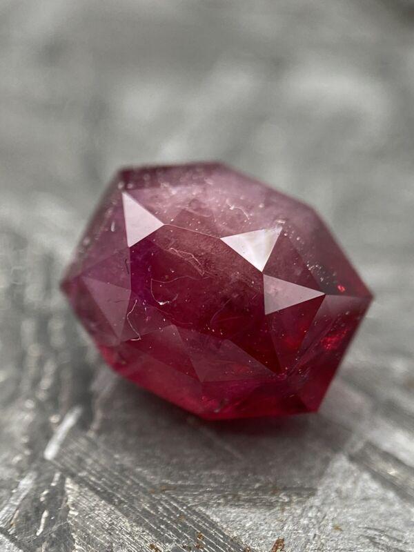 1.83ct Red Beryl Gemstone