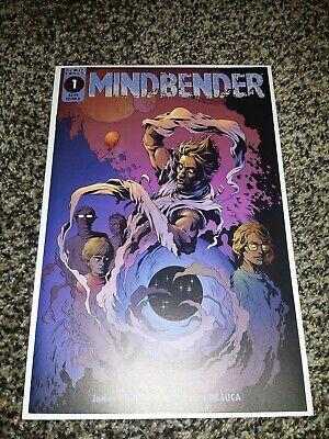 Mindbender #1 Cover A & B #2 #3 First Print Scout Comics