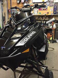 2015 860 big bore pro rmk 163 low miles