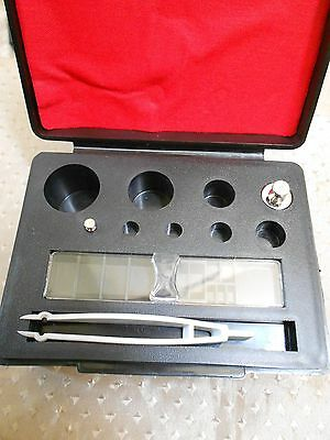 Troemner Precision Analytical Metric Calibration Weight Set 1g 20g
