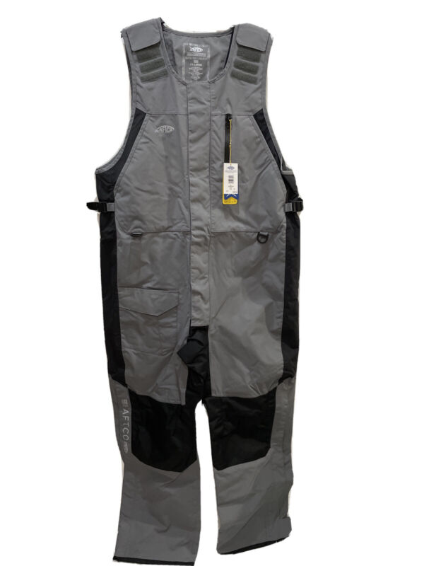 AFTCO MB 13 Hydronaut Bib Size 2XL Any Fish Any Water