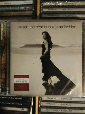 SARAH MCLACHLAN / Closer: The Best of Sarah McLachlan CD 2 Discs NEW (Best Of Sarah Mclachlan)