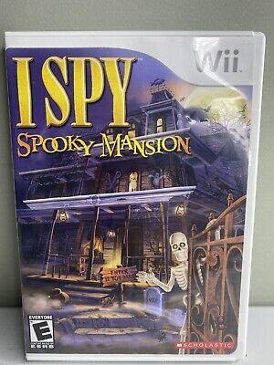 I Spy Spooky Mansion (Nintendo Wii, 2010)