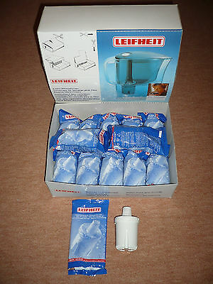 AKTION: 12 Wasserfilter Kartuschen Brita Classic, Leifheit, Anna, PearlCo (1)