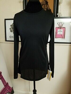 Terramar Hottotties Black Diagonal Base Layer Size X-Large