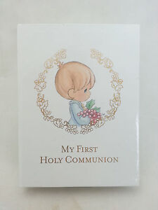 Precious Moments - My First Holy Communion Boys 3-Piece Gift Set
