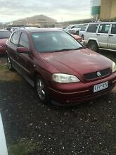 2000 Holden Astra auto $2250 reg&rwc Hoppers Crossing Wyndham Area Preview