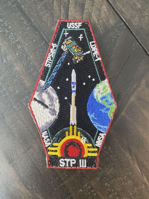 ULA Atlas V STP-3 Mission Patch