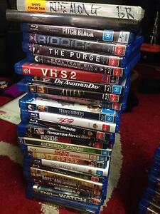 Blue ray movies $5 each Marrickville Marrickville Area Preview