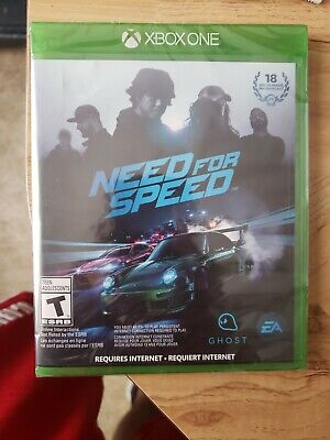 Need for Speed (Microsoft Xbox One, 2015) BRAND NEW/SEALED. Racing