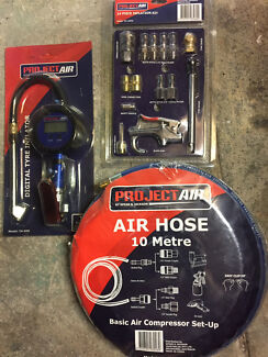 Air compressor accessories  Nerang Gold Coast West Preview