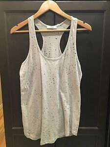 DISTRESSED TANK $18 Peterborough Peterborough Area image 1