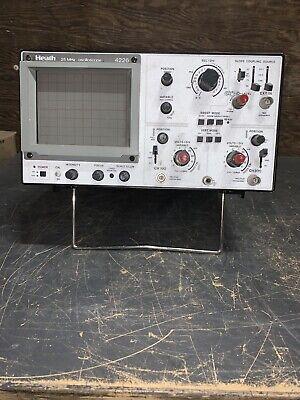 Health 25mhz Oscilloscope 4226