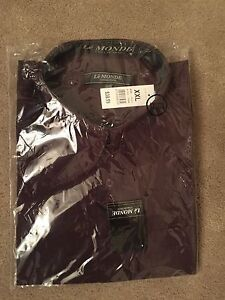 Men's xxl or 2x sweaters and dress shirt and cardigans