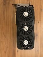 MSI Geforce GTX 1080 Ti Duke