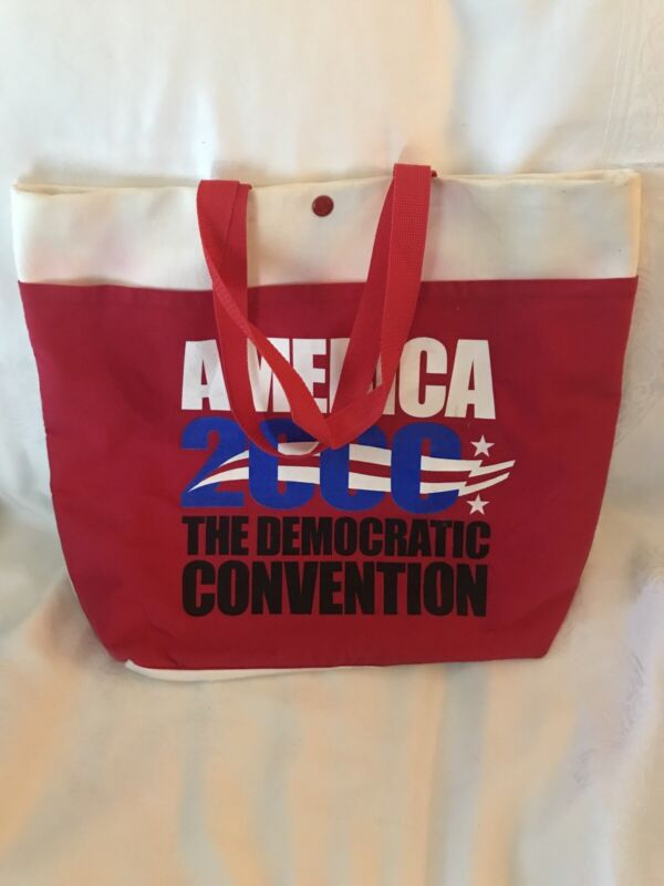 2000 Democratic National Convention Tote Bag