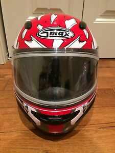 Youth medium helmet
