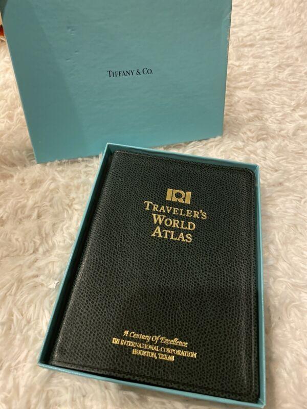 1998 Tiffany & Co Leather Bound Traveler