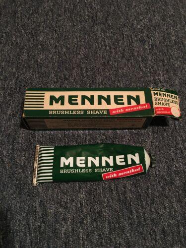 Vintage Mennen Brushless Shaving Cream