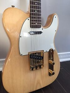 Telecaster Custom build 1100$