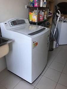 BIG WASH LG10KG WASHING MACHINE $450 firm NO OFFERS PLEASE Rivervale Belmont Area Preview