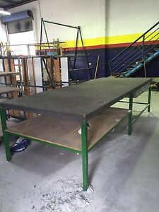 Steel Frame factory work bench Burleigh Heads Gold Coast South Preview