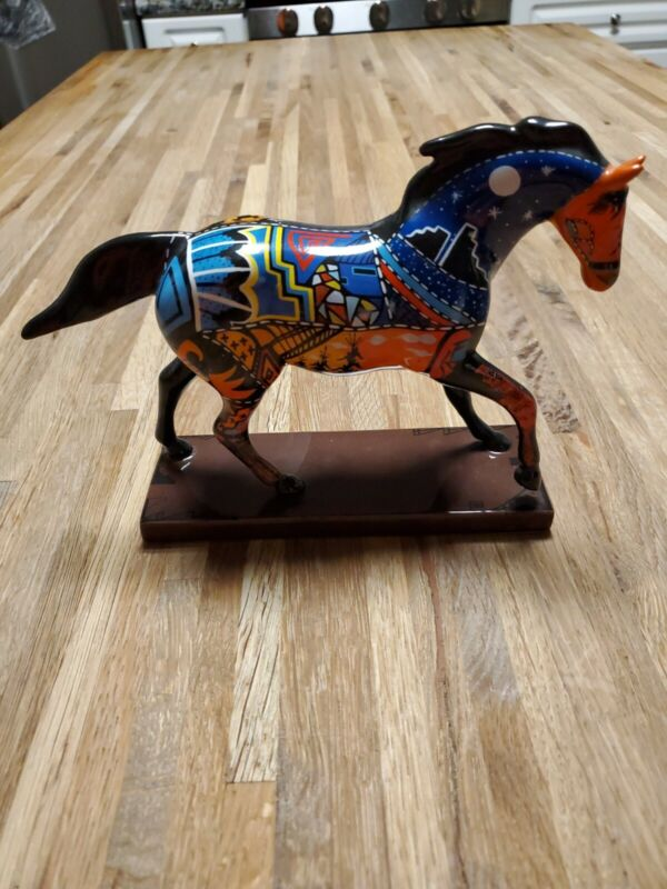 """Trail of Painted Ponies """"Grandfather's Journey"""" #1589"""