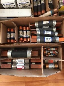 Residential and industrial fuses / fusibles