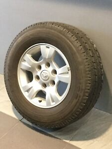 """MAZDA BT-50 15"""" GENUINE ALLOY WHEELS AND TYRES"""