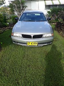 1999 mitsubishi magna Taree Greater Taree Area Preview
