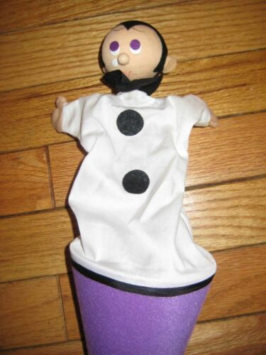 Prince Purple Rain Cone Puppet from movie and Tour