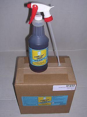 12 Quarts Trigger Spray Threading Oil Ridgid 300 700 141 161 Pipe Threader 811