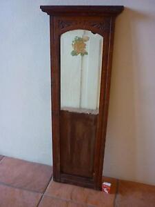 Vintage - Antique Wooden Framed Mirror. Mirror Section Broken. Prospect Launceston Area Preview