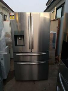 HISENSE 701L New Factory Second French Door Refrigerator  RRP $2,999