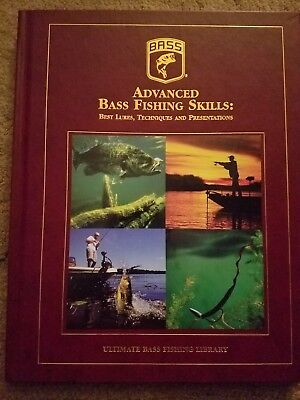 ADVANCED BASS FISHING SKILLS: BEST LURES, TECHNIQUES AND