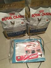 Two New 3KG Royal Canin dog food and a used Heat Pad Epping Ryde Area Preview