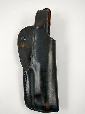 196-5 TRIPLE K Gun Pistol Leather Holster