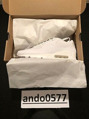 Nike Air Max 90 Hyperfuse Independence Day White Size 10.5