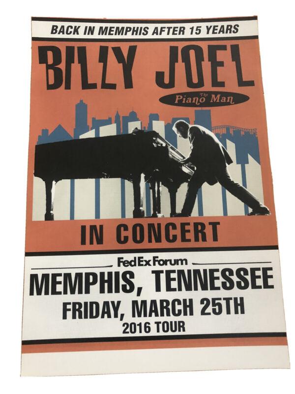 Billy Joel Poster - Memphis