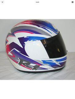 AGV R1  Motorcycle Helmet - TC-7   Motor bike Geelong Size XS