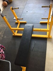 Commercial grade bench press West Ryde Ryde Area Preview