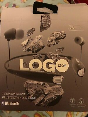 89612643fea Pros and Cons of iJoy Logo Wireless Bluetooth Neckband Headphones ...