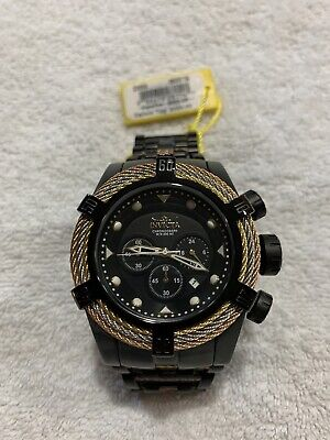 INVICTA BOLT ZEUS TRI-CABLE QUARTS CHROGRAPH