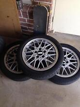 Genuine BBS 16 inch rims Coorparoo Brisbane South East Preview
