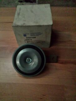 New Holden horn