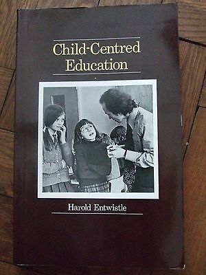 Rare Collectable Teaching Book Child-Centred Education Harold entwistle for sale  Shipping to Nigeria