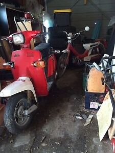 ISO Yamaha Beluga 80cc  and other vintage scooters and mopeds