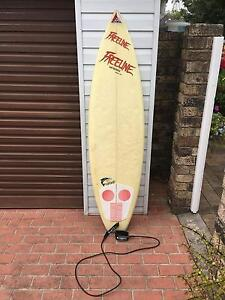 6ft 1 freeline surfboard Caringbah Sutherland Area Preview