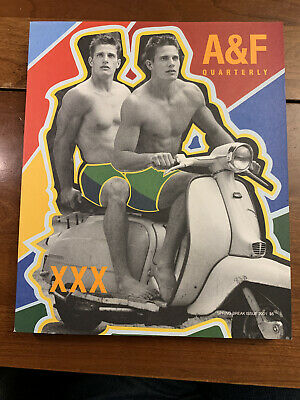 Abercrombie & Fitch Quarterly Spring Break Issue 2001