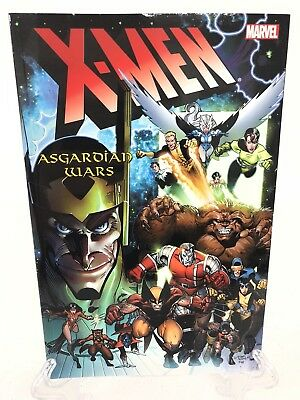 X-Men Asgardian Wars New Printing Claremont Marvel TPB Trade Paperback Brand New